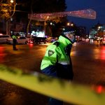 В Тбилиси прошли ночные акции протеста против комендантского часа